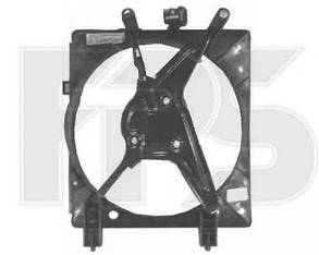 Кожух вентилятора радиатора Хонда Цивик 01-06 / HONDA CIVIC (2001-2006)