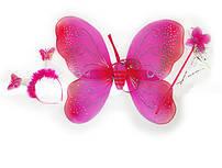 Крылья, ободки, рожки