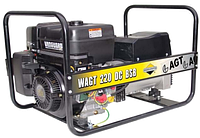 Сварочный генератор AGT WAGT 220 DC BSB SE MTG