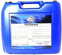 Трансмиссионное масло TITAN GEAR MP 80 20л
