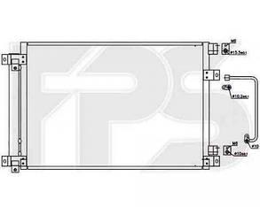 Радиатор кондиционера Субару Трибека B9 05-14 / SUBARU TRIBECA B9 (2005-2014)