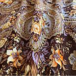 Час чудес 1882-2, павлопосадский вовняну хустку з шовковою бахромою, фото 3