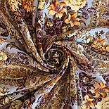 Час чудес 1882-2, павлопосадский вовняну хустку з шовковою бахромою, фото 6