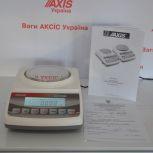 Весы лабораторные АХIS BTU210