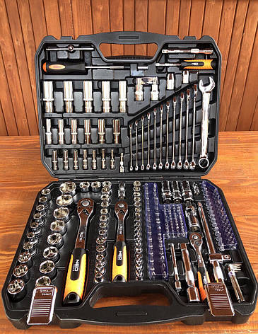 Набір інструментів 219 предметів NEO Tools 08-671, фото 2