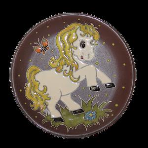 Тарелка (м) «Пони»