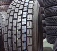 Шина грузовая 315/80R22.5 HS102 TERRAKING ведуча, купить грузовые шины Теракинг усиленную на тягач