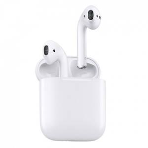 Bluetooth наушники Apple AirPods X с сенсором