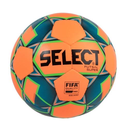 Официальный футзальный мяч для футзала Select Futsal Super FIFA NEW размер 4 (361343)