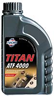 Трансмиссионное масло TITAN ATF 4000 1л