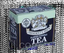 Черный чай Президент Брю 100г (50*2г)
