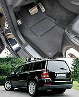 Коврики на Mercedes GL-Class X164 '06-11. Текстильные автоковрики
