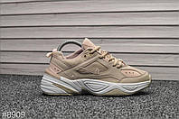 Кроссовки женские Nike Tekno All White. ТОП КАЧЕСТВО!!! Реплика класса люкс (ААА+)
