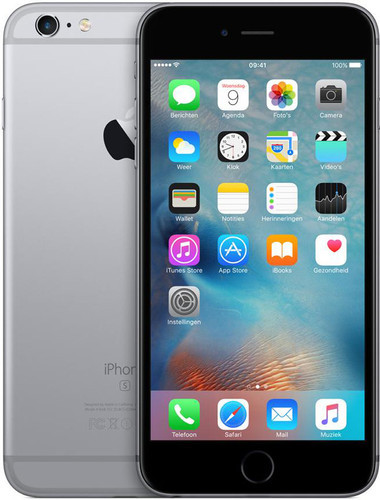 Смартфон Apple iPhone 6s Plus 128GB Space Gray (MKUD2) Б/в