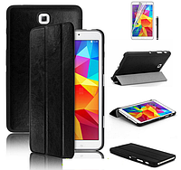 "[ Чехол для планшета Samsung Galaxy Tab 4 7.0 SM-T230 7"" ] Чехол для Самсунг черный"