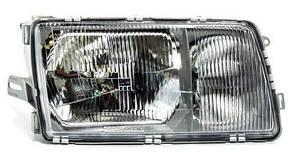 Правая фара Мерседес 126 механическая регулировка -гидр. седан / MERCEDES S-Class W126 (1979-1991)
