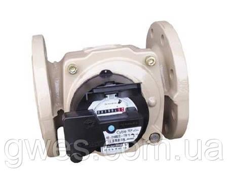 Счетчики ITRON турбинные для горячей воды, Ду100