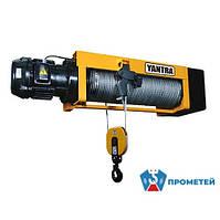 Тельфер «Yantra» 5000 кг, стационарный, 9м, полиспаст 2х1