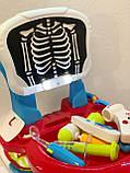 Набір доктора з візком 660-44 Рентген, фото 7