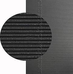 Полиуретан BISSELL, art.30886/90 (линия), 90 Shore A, р. 260*300*6 мм, цв. чёрный