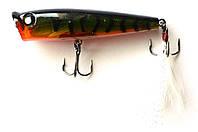 Воблер для спиннинговой рыбалки Condor Ritmo Popper, 65мм, 6.5г, цвет 251