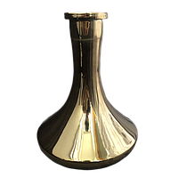 Колба для кальяна Craft Золотая