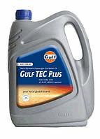 Масло моторное GULF TEC PLUS 10W-40 4L