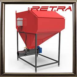 Шнековая система подачи топлива  РЕТРА 25-50 кВт
