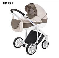Универсальная коляска 2 в 1 Adamex Dragon Tip X 21
