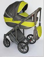 Универсальная коляска 2 в 1 Adamex Dragon X 17