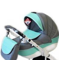 Детская универсальная коляска 2 в 1 Adamex Neonex 92 L