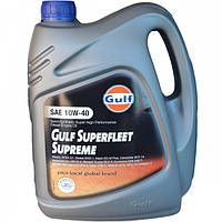 Масло моторное GULF SUPREME 10W-40 4L