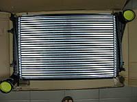Интеркулер, радиатор воздуха Skoda Octavia A5 3C0145803G