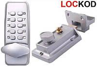 Акция! Кодовый замок малый накладной механический Lockod