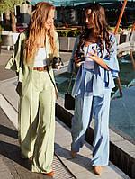 Женский стильный костюм - двойка  МВ601, фото 1