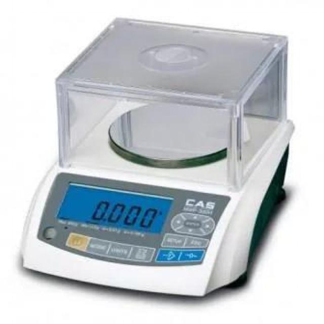 весы лабораторные CAS MWP купить