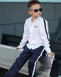 Универсальные брюки на мальчика