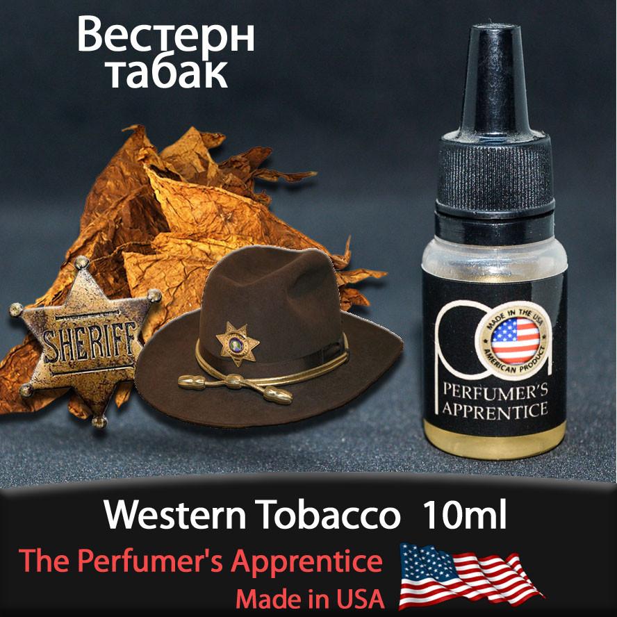 Ароматизатор TPA (TFA) Western Tobacco (Вестерн табак) 10мл
