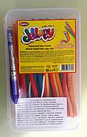 Конфеты мармелад Jellopy провода (кислые) 150 штук