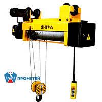 Тельфер «Yantra» 3200 кг, с монорельсовой тележкой, 12.5м, полиспаст 2х1