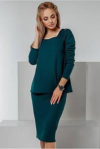 Костюм платье и кофта Диана 48-60рр