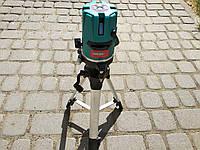 Лазерный уровень, нивелир Euro Craft ECNL01 + штатив Луч 30м / тренога: 100 см