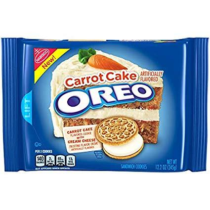 Печенье Oreo Carrot Cake