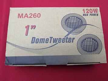 Твитеры (пищалки) DomeTweeter