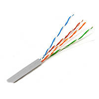 Витая пара FTP Сat.5E 4PR CU 0.48 (350МГц) PVC Indoor