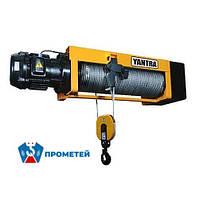 Тельфер «Yantra» 2000 кг, стационарный, 9 м, полиспаст 4х1