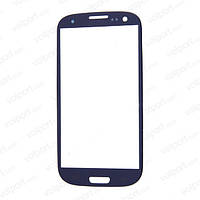 Скло дисплея Samsung i9500 Galaxy S4 Blue