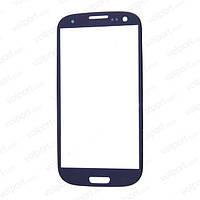 Стекло дисплея Samsung i9500 Galaxy S4 Blue