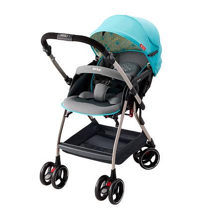 Детская прогулочная коляска Aprica Optia AB, фото 2