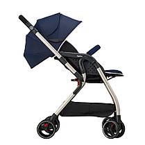 Детская прогулочная коляска Aprica Optia AB, фото 3